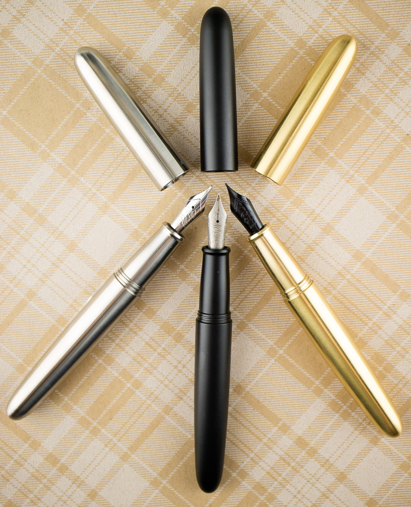 Fountain Pen Review: Ensso PIUMA Minimal Fountain Pens